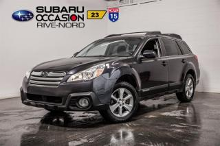 Used 2013 Subaru Outback 3.6R Ltd for sale in Boisbriand, QC