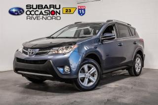 Used 2013 Toyota RAV4 XLE TOIT.OUVRANT+MAG for sale in Boisbriand, QC