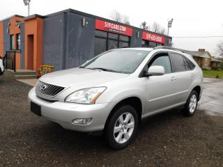 Used 2008 Lexus RX 350 LEATHER|SUNROOF|AWD|ACCIDENT FREE for sale in St. Thomas, ON