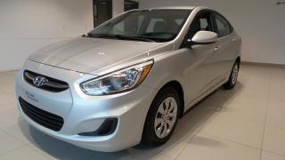 Used 2015 Hyundai Accent Berline 4 portes, boîte automatique, GL for sale in St-Raymond, QC