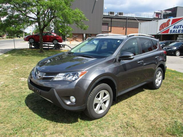2014 Toyota RAV4 XLE~NAV.~HEATED SEATS~SUNROOF~BACK-UP CAM.~