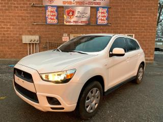 Used 2011 Mitsubishi RVR SE/NO ACCIDENT/SAFETY INCLUDED for sale in Cambridge, ON