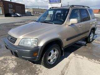 Used 1999 Honda CR-V for sale in Montréal-Nord, QC