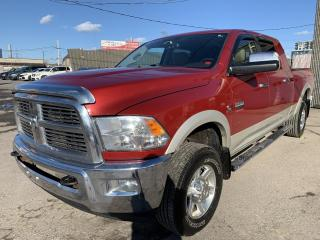 Used 2010 Dodge Ram 2500 Cabine Mega 4 RM, 160,5 po Laramie for sale in Montréal-Nord, QC