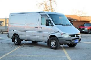 Used 2006 Dodge Sprinter 2500 for sale in Brampton, ON