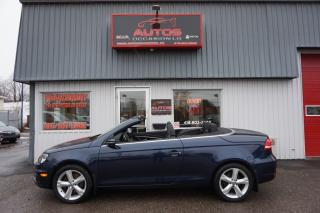 Used 2012 Volkswagen Eos Comfortline Mags for sale in Lévis, QC