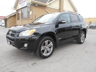 Used 2010 Toyota RAV4 SPORT AWD 3.5L V6 Sunroof Certified ONLY 87,000KMs for sale in Rexdale, ON