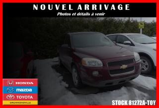 Used 2008 Chevrolet Uplander LT1 for sale in Drummondville, QC