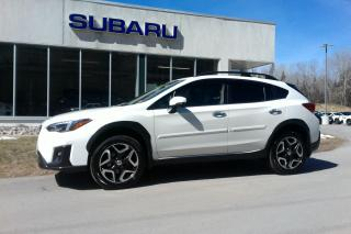 Used 2018 Subaru Crosstrek Limited with Eyesight for sale in Minden, ON