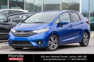 Used 2016 Honda Fit Ex-L Navi Cuir for sale in Lachine, QC