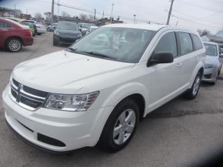 Used 2014 Dodge Journey Canada Value Pkg for sale in Hamilton, ON