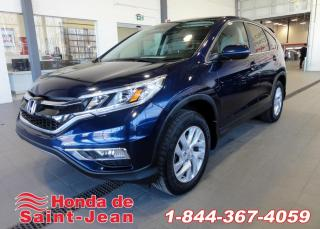Used 2015 Honda CR-V Traction intégrale EX Toit 2 Camera Sieg for sale in St-Jean-Sur-Richelieu, QC