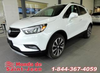 Used 2017 Buick Encore Essence 4 portes TA for sale in St-Jean-Sur-Richelieu, QC
