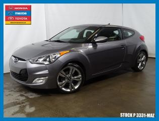Used 2013 Hyundai Veloster Tech|gps|toitpano|c for sale in Drummondville, QC
