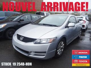Used 2011 Honda Civic Se+toit+regvit+a/c for sale in Drummondville, QC