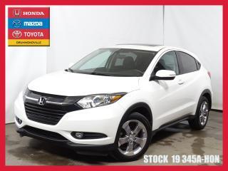 Used 2018 Honda HR-V Ex +fwd+toit+caméra for sale in Drummondville, QC