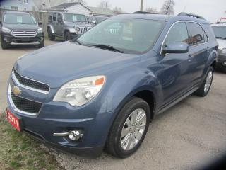 Used 2011 Chevrolet Equinox 2LT for sale in Hamilton, ON