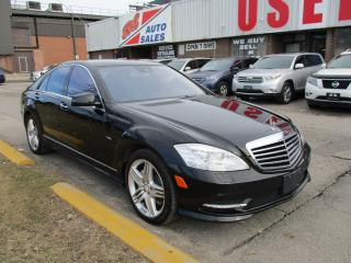 Used 2012 Mercedes-Benz S-Class S 550~AWD~FULLY LOADED~LEATHER~ALL POWER OPTIONS~ for sale in Toronto, ON