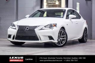 Used 2014 Lexus IS 250 F Sport Iii Awd for sale in Lachine, QC