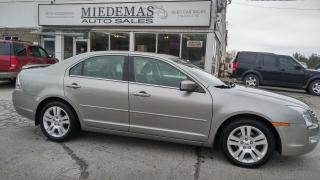 Used 2009 Ford Fusion SEL for sale in Mono, ON