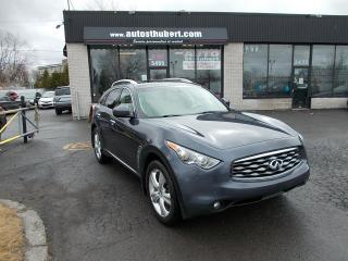 Used 2011 Infiniti FX35 AWD ** NAVIGATION-GPS ** for sale in St-Hubert, QC