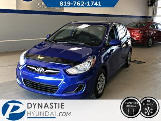 Used 2014 Hyundai Accent L AIR CLIMATISE for sale in Rouyn-Noranda, QC