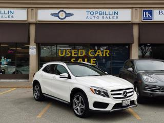 Used 2015 Mercedes-Benz GLA GLA 250 4Matic, Clean CarFax, Pano Roof, Navi for sale in Vaughan, ON