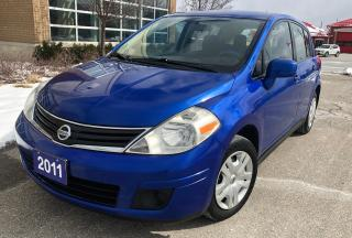 Used 2011 Nissan Versa for sale in Brampton, ON