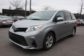 Used 2018 Toyota Sienna 100% CLEAN CARPROOF for sale in Toronto, ON