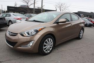 Used 2015 Hyundai Elantra LOW LOW KMS for sale in Toronto, ON