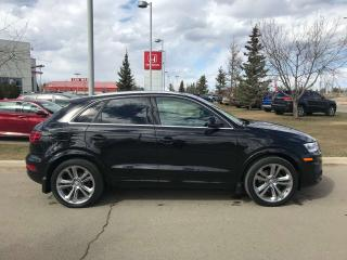 Used 2015 Audi Q3 Technik for sale in Red Deer, AB