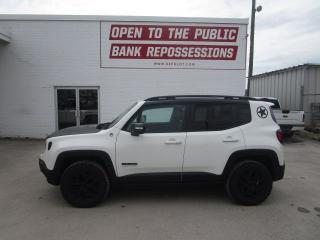 Used 2017 Jeep Renegade Trailhawk for sale in Toronto, ON