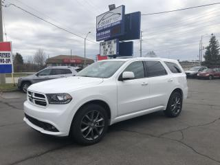 Used 2018 Dodge Durango GT for sale in Brantford, ON
