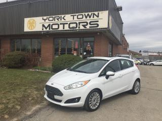 Used 2014 Ford Fiesta Titanium/M5/BackCam/HeatedSeats for sale in North York, ON