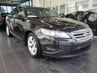 Used 2010 Ford Taurus SEL, HEATED SEATS, SUNROOF, ACCIDENT FREE for sale in Edmonton, AB