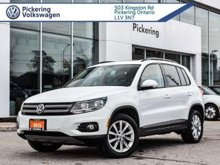 Used 2015 Volkswagen Tiguan COMFORTLINE - PANO ROOF! for sale in Pickering, ON