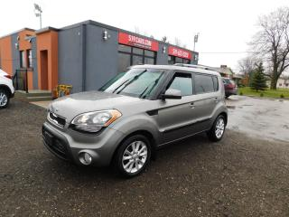 Used 2013 Kia Soul 2U|USB/AUX|HEATED SEATS|BLUETOOTH for sale in St. Thomas, ON