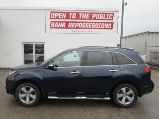 Used 2012 Acura MDX 4D Utility AWD for sale in Toronto, ON