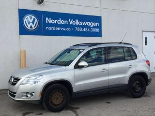 Used 2009 Volkswagen Tiguan COMFORTLINE 4MOTION AWD - HEATED SEATS / PWR PKG for sale in Edmonton, AB