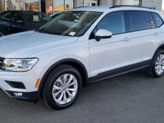 Used 2018 Volkswagen Tiguan TRENDLINE; BLUETOOTH, BACKUP CAM, HEATED SEATS AND MORE for sale in Edmonton, AB