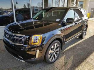 New 2020 Kia Telluride SX V6; ADVANCED SAFTEY, 8 PASS, NAV, 360 DEGREE CAMERA, DUAL SUNROOF AND MORE for sale in Edmonton, AB
