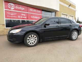Used 2013 Chrysler 200 LX for sale in Edmonton, AB
