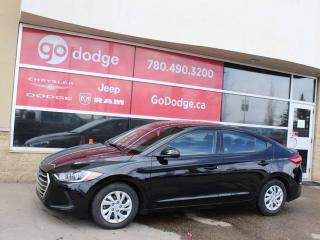 Used 2017 Hyundai Elantra for sale in Edmonton, AB