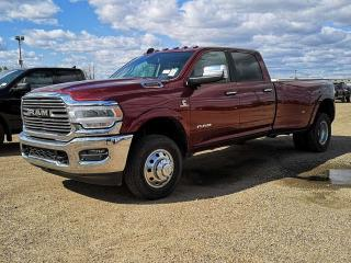 New 2019 RAM 3500 Laramie 4x4 Crew Cab for sale in Edmonton, AB