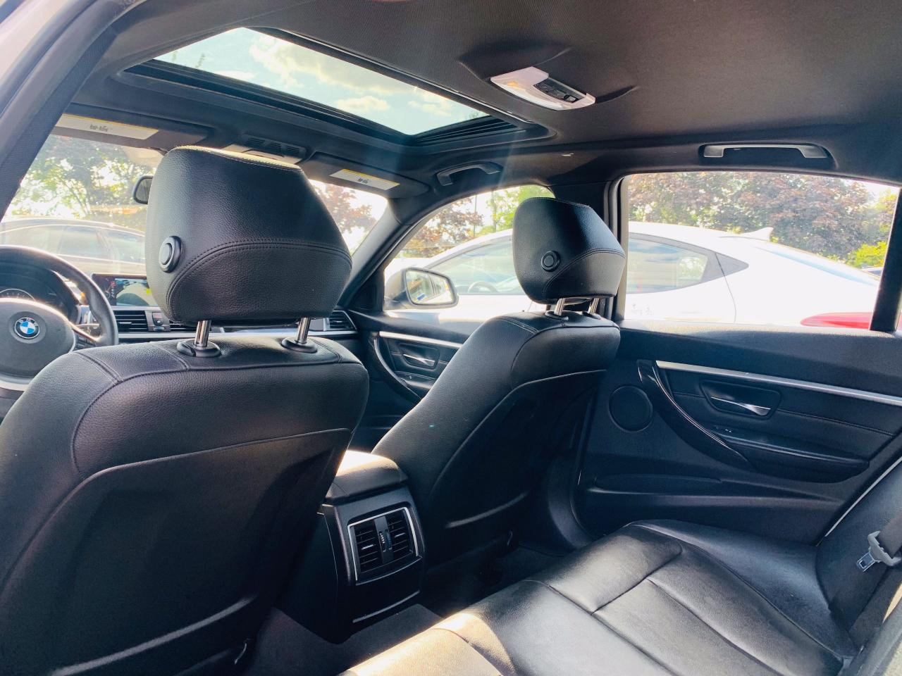Used 2016 BMW 3 Series 328i xDrive| SPORTLINE|NAVI|SUNROOF