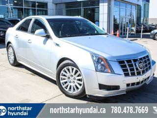 Used 2013 Cadillac CTS Sedan LUXURY AWD/SUNROOF/LEATHER/HEATEDSEATS for sale in Edmonton, AB