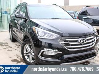 Used 2018 Hyundai Santa Fe Sport PREM AWD/HEATEDSTEERINGANDSEATS/BACKUPCAM/POWERSEAT/DUALCLIMATE for sale in Edmonton, AB
