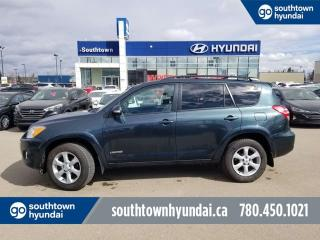 Used 2012 Toyota RAV4 LTD 4WD/ BACK UP CAMERA/BLUETOOTH/LEATHER for sale in Edmonton, AB