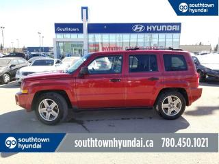 Used 2007 Jeep Patriot SPORT 4WD/HEATED SEATS/POWER OPTIONS for sale in Edmonton, AB