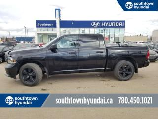 Used 2015 RAM 1500 EXPRESS PACK/CREW CAB SWB 2WD/BACK UP CAMERA/BLUETOOTH for sale in Edmonton, AB